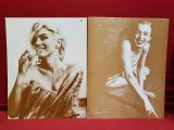(2) 11 x 14 Old Photos Of  Marilyn Monroe