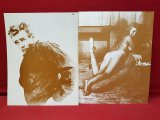 11 x 14 Old Photos Of James Dean & Marilyn