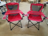 (2) Coleman Foldable Chairs