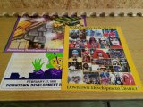 Assorted Mardi Gras Downtown Posters
