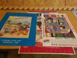 Assorted Beach & Jazz Fest Posters