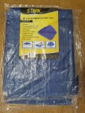 (3) 10x10 Blue Tarps