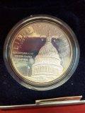 1994 Capitol Bicentennial Silver Dollar Proof
