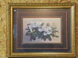 Magnolia Painting W/ Frame