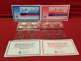 2002-P & D United States Mint UNC Coin Set