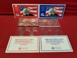 2003-P & D United States Mint UNC Coin Set