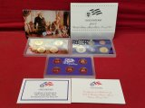 2007 United States Mint Silver Proof Set W/