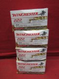 (888) Winchester .22LR Cartridges