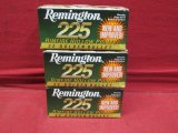 (675) Remington .22LR Cartridges