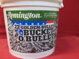 (1400) Remington .22LR Bucket O'Bullets Cartridges