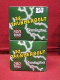(1000) Remington Thuinderbolt .22LR Cartridges