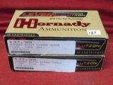 (40) Hornady .444 Marlin Cartridges