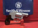 S&W 642-2 .38S&W SPL+P 5 Shot Revolver *NIB*