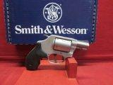 S&W 637-2 .38S&W SPL+P 5 Shot Revolver *NIB*