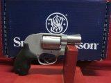S&W 638.3 .38S&W SPL+P 5 Shot Revolver *NIB*