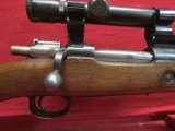 Mauser 7x57mm Bolt Action Rifle