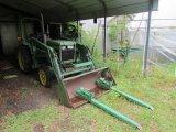 John Deere 750 Tractor ** Runs **