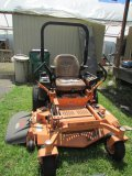 Scag Tiger Cat Zero Turn Lawn Mower * Works *