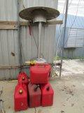 (5) 5 Gallon Gas Jugs
