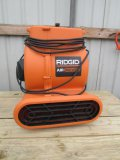 Ridgid Electric Air Mower Blower ** Works **