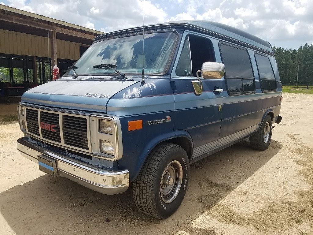 1990 gmc vandura g2500