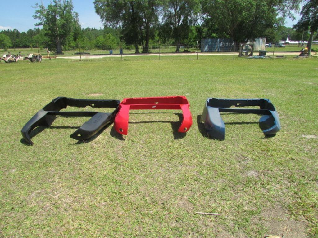 Lot: (3) Golf Cart Bodies | Proxibid Auctions