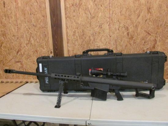 Barrett S2A1 .50cal Semi Auto Rifle