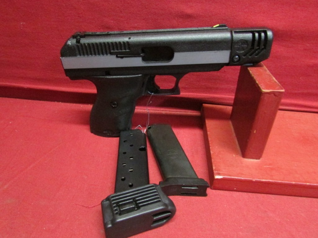 Lot: HI-Point Model CF380  380ACP Semi Auto Pistol