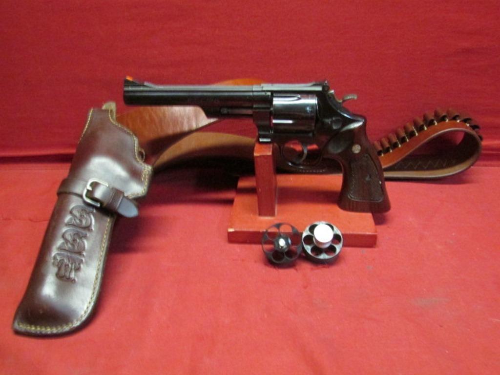Smith & Wesson Model 29 .44MAG 6 Shot Revolver