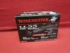 (1000) Winchester M22 .22LR Cartridges