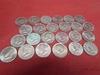 (24) 1971- 2000 Kennedy Half Dollars