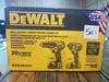 DeWalt 20V Max Drill/Driver & Impact Driver Kit
