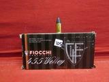 (50) Fiocchi 455 Webley-455 MK II Cartridges