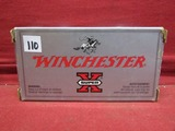 (50) Winchester Super X 218 BEE Cartridges