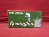 (50) Remington 32-20 Win Cartridges