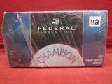 (500) Federal .22 LR Cartridges
