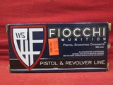 (50) Fiocchi .380 Auto Cartridges