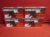 (200) American Eagle 9mm Cartridges