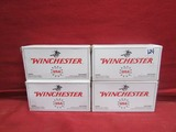 (200) Winchester 9mm Luger Cartridges
