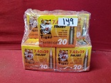 (140) Golden Tiger 7.62 x 39 Cartridges