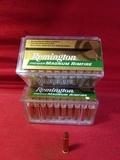 (100) Remington .22WIN MAG Cartridges