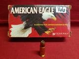 American Eagle .38 Super Cartridges