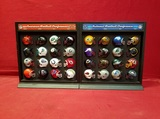 Riddell NFL Football Helmet Match-Up Set