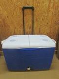 (1) Cooler