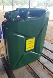 5gal Military Style Metal Fuel Can **NEW**