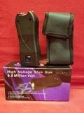Black High Voltage Stun Gun ** NEW **