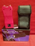 Red Wine Voltage Stun Gun ** New **