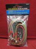 12PC Assorted Bungee Straps ** NEW **