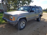 2001 Jeep Cherokee Sport 4x4  *RUNS*