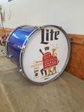 Miller Lite Drum